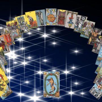 Tarot del amor: significado de las cartas