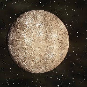 Mercurio: regente de Géminis y Virgo, mensajero de Júpiter